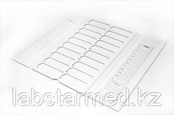Планшеты для хранения стекол