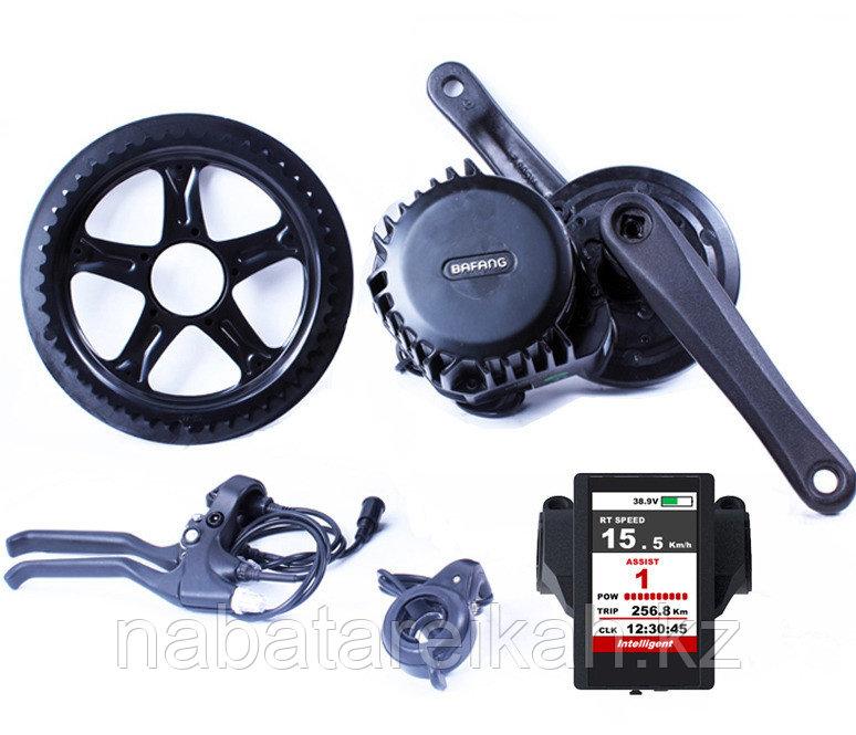 Мотор для электровелосипеда BAFANG Mid drive 750 Вт под каретку BBS02