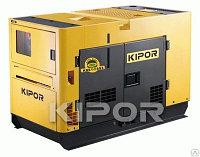 Дизельный генератор KDE60SS3 KIPOR