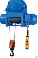 Таль  электрическая CD 380 В  2 т 6 м