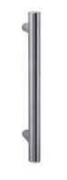 Ручка для стеклянной  двери, матовая, 30х1800 мм