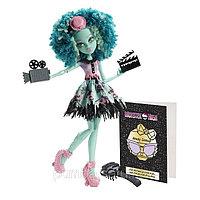 'Хани Свамп' (Honey Swamp), серия 'Монстры! Камера! Мотор!', Monster High