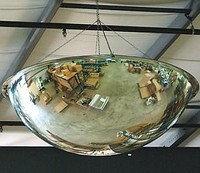 Противокражное купольное обзорное зеркало для наблюдения., фото 3