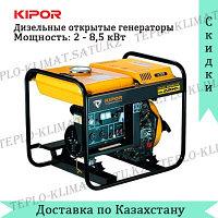 Дизельная электростанция Kipor KDE12EA+KPEC40050DP52A
