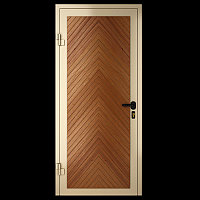 Дверь гаражная Premium CLASSIC