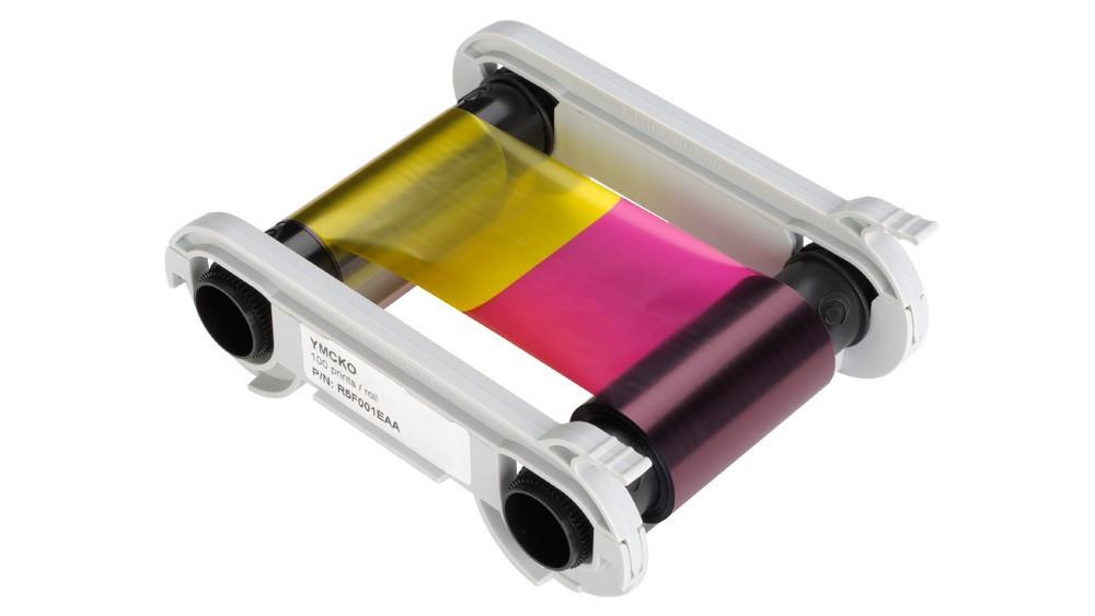 Evolis R6F003SAA Картридж цветной для принтеров пластиковых карт.