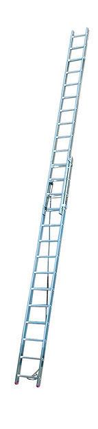 Лестница вытягиваемая тросом, 2х14