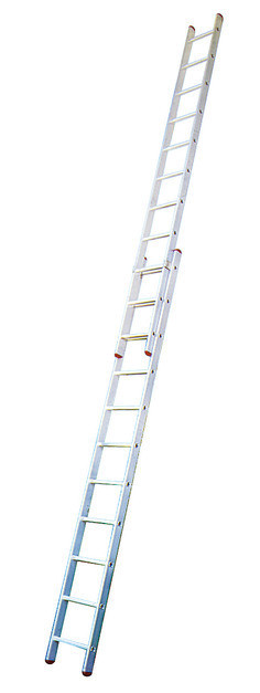 Выдвижная лестница 2х11