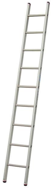 MONTO Односекционная приставная лестница с перекладинами Sibilo® 9 ступенек