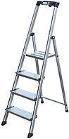 MONTO Лестница-стремянка SePro® S анодированная из алюминия 6 ступени
