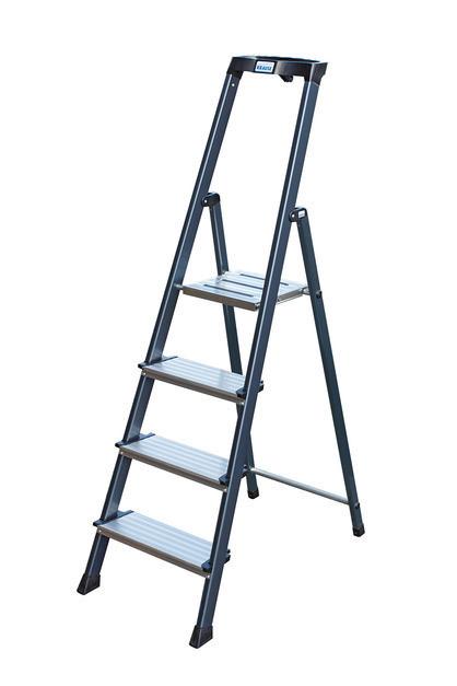 MONTO Лестница-стремянка  SECURO Стремянка 6 ступеней 125 мм