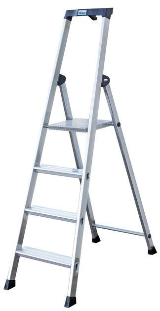 MONTO Лестница-стремянка Solido® развальцованные 6 ступеней