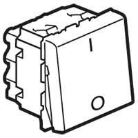 Выключатель двухполюсной 20a (2 Модуля)