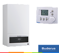 Настенный газовый котёл Buderus: Logamax U072-35K (двухконтурный)