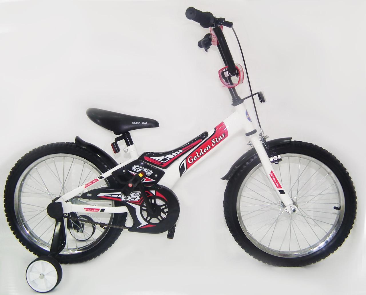 Велосипеды Golden Star Saddle Style 20