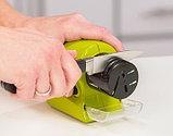 Точилка для ножей электрическая беспроводная Swifty Sharp., фото 4