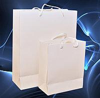 Пакет белый, картонный 23*30*10 см