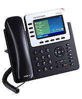 Grandstream GXP2140, IP телефон, 4 SIP аккаунта, PoE