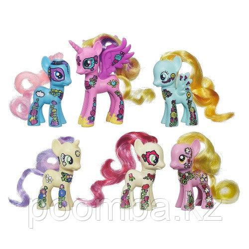Коллекционный игровой набор Май Литл Пони - Ponymania Blossom