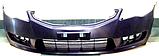 Бампер передний Civic 4D 2006-2008 араб, европеец, фото 3