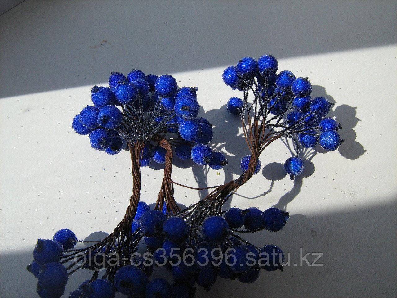 Ягоды в сахаре. Синие. Creativ 625 - 1