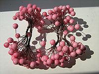 Ягоды 10 мм. Розовые. Creativ 625 - 7
