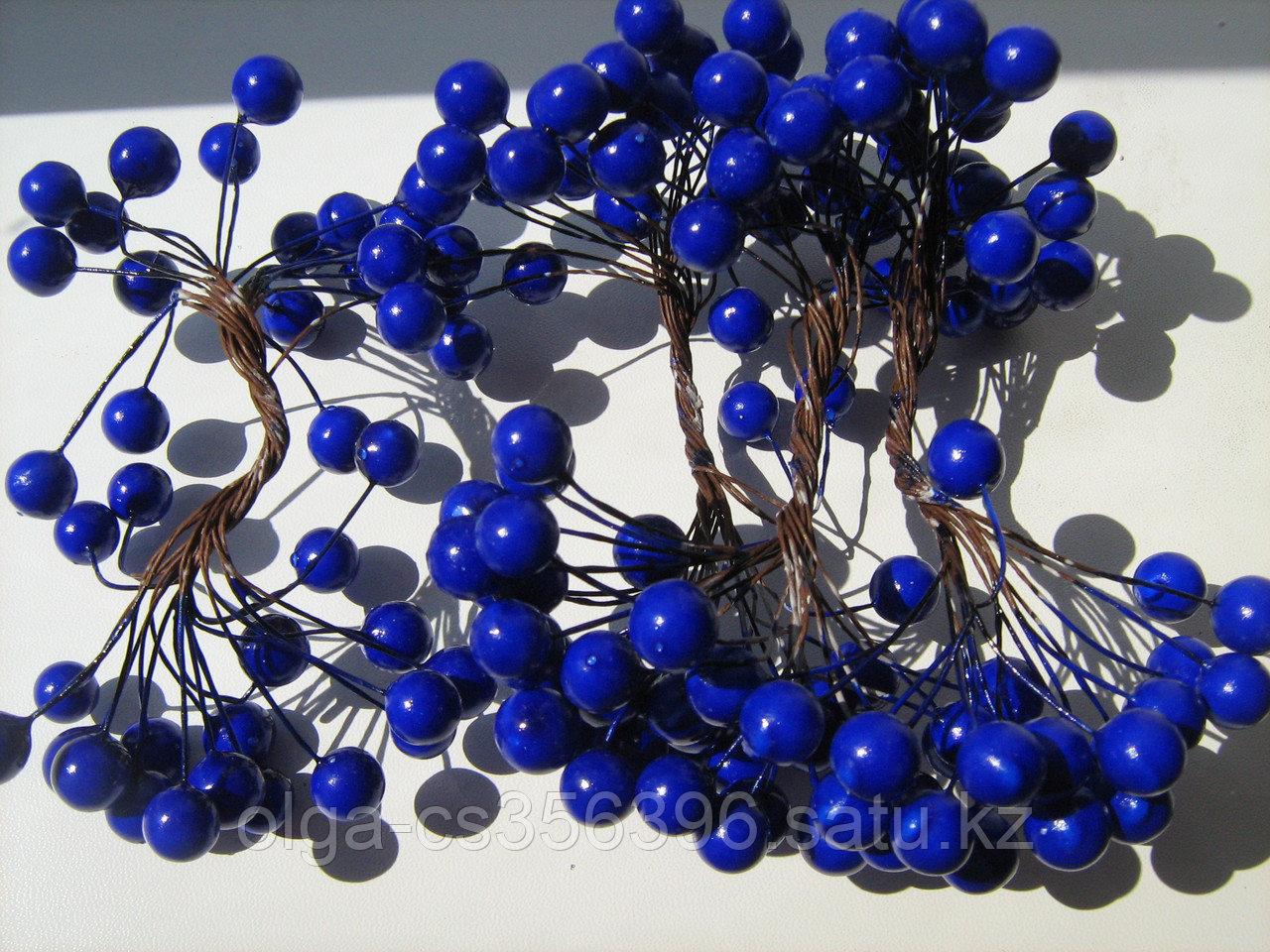 Ягоды 10 мм. Синии. Creativ 625 - 12