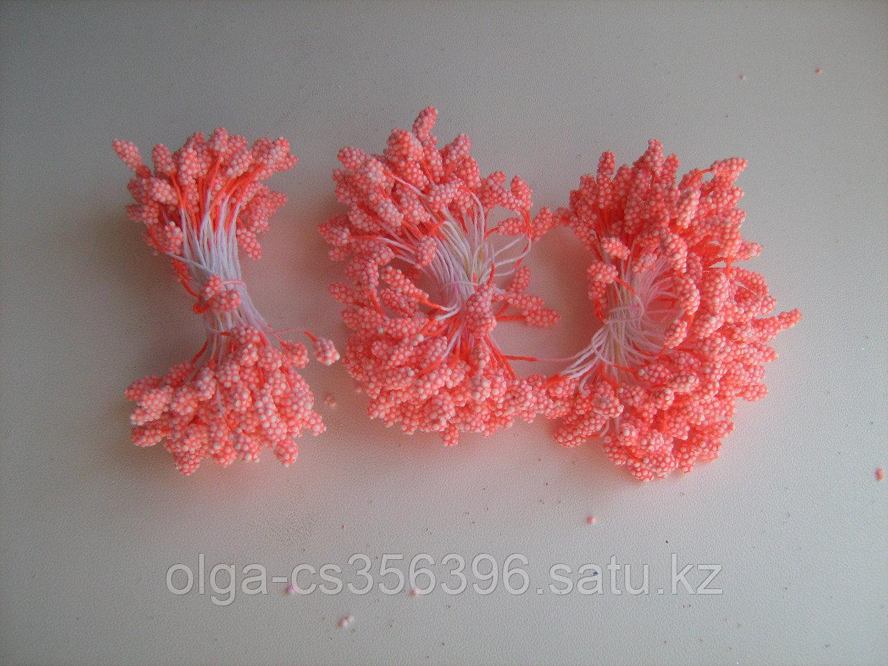 Тычинки.Розовые . Creativ 1227