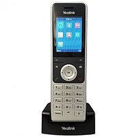IP Телефон Yealink W56H, дополнительная трубка для IP DECT, требуется базовая станция