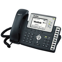 Yealink SIP-T28P, IP телефон, 3 SIP аккаунт, PoE