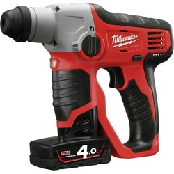 Перфоратор 12В MILWAUKEE M12 H-402C