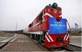 Повагонные отправки из других стран в Казахстан
