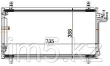 Радиатор кондиционера NISSAN SKYLINE V35/INFINITI G35 01-07