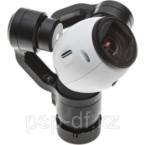Камера на DJI Inspire 1 - X3 gimbal & camera
