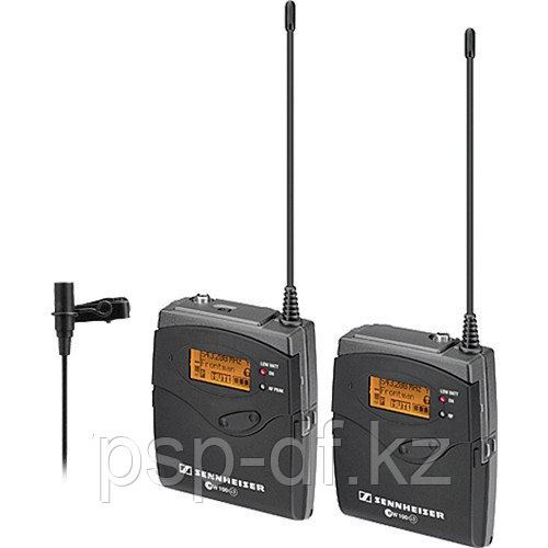 Радио петличный микрофон Sennheiser ew 112-p G3 Camera Mount Wireless Microphone System with ME2 Lavalier Mic