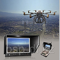 "Монитор Lilliput 7"" 664/W FPV Slim Monitor For 5.8GHz Aerial Fly Wireless Camera System with TS832 transmitter"