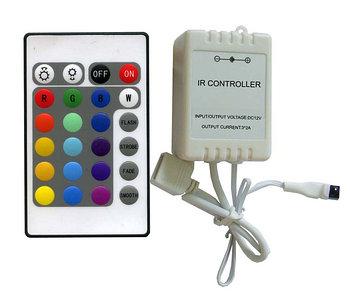 Контроллеры для светодиодных модулей и светодиодных лент RGB