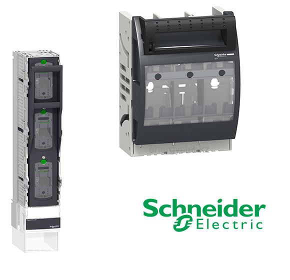 Выключатели-разъединители-предохранители от 100 до 1250A серии Fupact ISFT