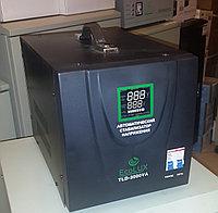 Стабилизатор напряжения электронного типа TLD-3000VA Ecolux, фото 1