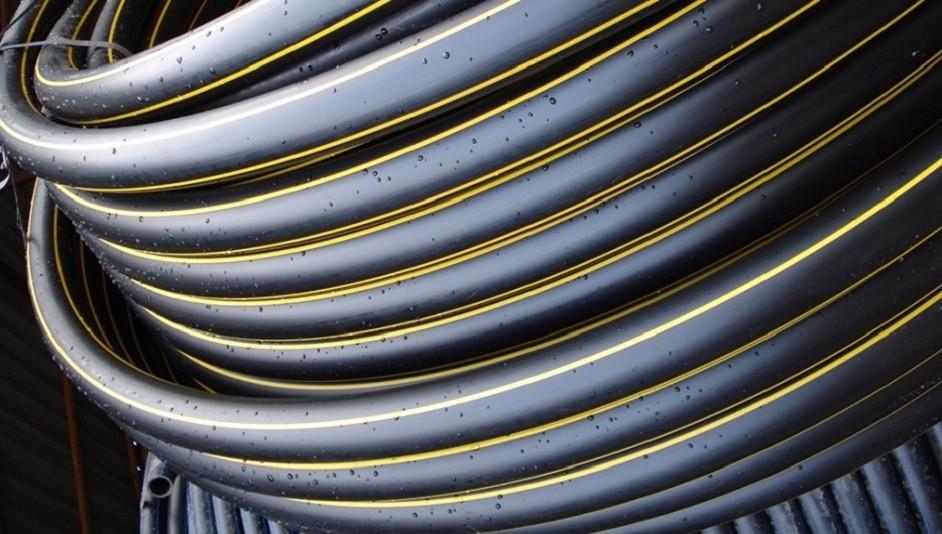 Труба полиэтиленовая ПВД d-50