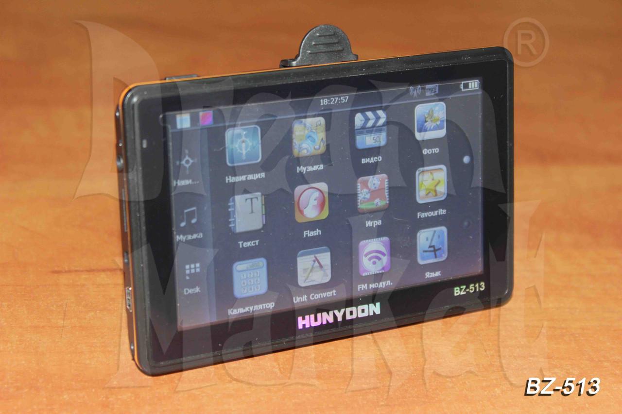 GPS- навигатор Hyundai BZ-513
