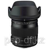 Объектив Sigma 17-70mm f/2.8-4 DC Macro OS HSM для Nikon