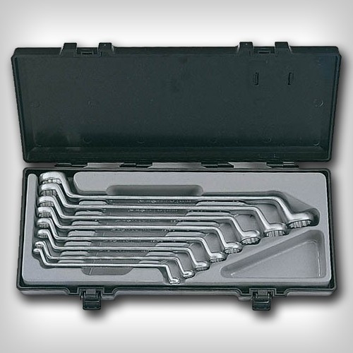 Набор накидных ключей FORCE  5081