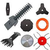 Расходные материалы и аксессуары для садовой техники