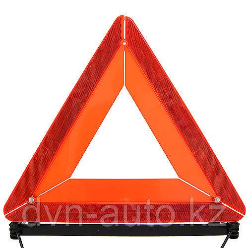 Знак аварийнойостановки с пластиковым аракалом