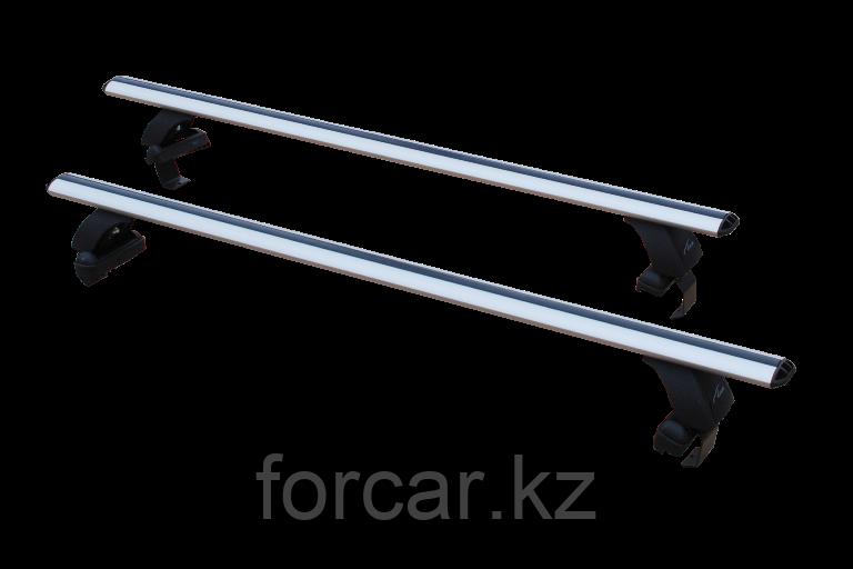 """Багажная система """"LUX"""" с дугами 1,3м аэродинамическими (73мм) для а/м Mazda 6 Sd 2012-... г.в."""