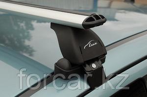 Багажная система LUX с дугами 1,2м аэродинамическими (73мм) для а/м Renault Logan и Sandero 2014-... г.в.
