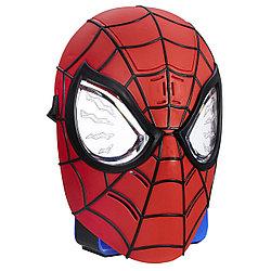 """Hasbro Электронная маска """"Совершенный Человек-Паук"""" - Человек-Паук (свет, звук)"""