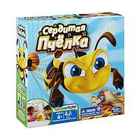"""Hasbro Games Настольная игра """"Сердитая пчёлка"""""""