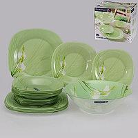 Столовый сервиз Luminarc sofiane green 19 предметов